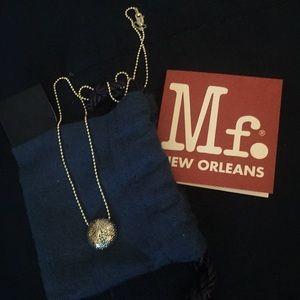 Mignon faget sea urchin necklace